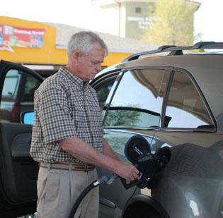 Gas prices in the Charlotte area and around the nation are on the decline.