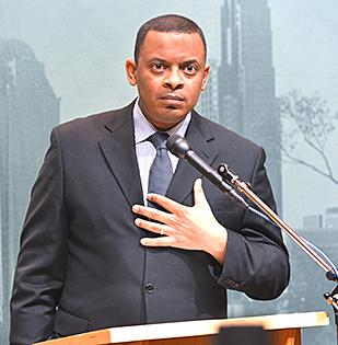 Mayor Foxx was nominated to become the next transportation secretary by President Obama.