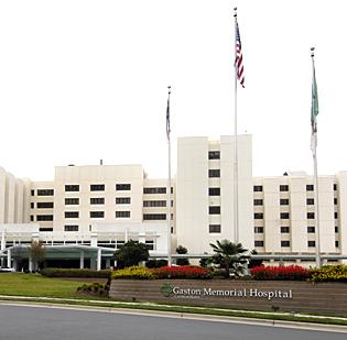Gaston Memorial Hospital is the flagship facility of Gastonia-based CaroMont Health.