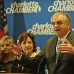 LaHood: Charlotte air tower could take off soon