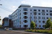 Mid America Apartment Communities (formerly Colonial Properties Trust) is developing 353 units at South Boulevard and Poindexter Drive.