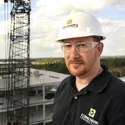 An architect by training, Will Weaver oversees the green agenda for contractor Cox Schepp Construction Inc.