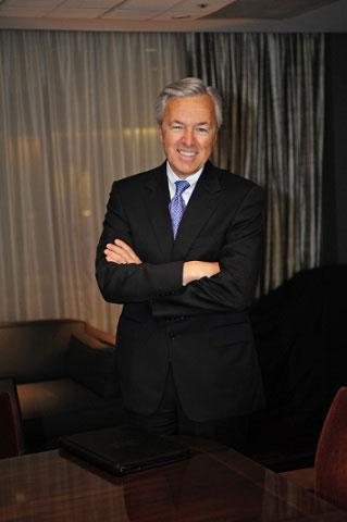 John Stumpf is the chief executive of Wells Fargo & Co.