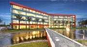 Citation award: Adventist Health System corporate headquartersLittle used the theme of an oasis in its design of the headquarters of this Florida hospital system.