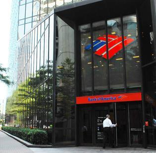 Bank of America is based in Charlotte. It is the country's second-largest bank.