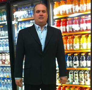 Brian Weber is chief executive of Statesville-based Bebida Beverage Co., maker of Koma Unwind relaxation drinks.