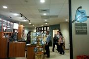 This Caribou Coffee shop inside Carolinas Medical Center will remains open after the company closed many of its Charlotte-area stores on Sunday.