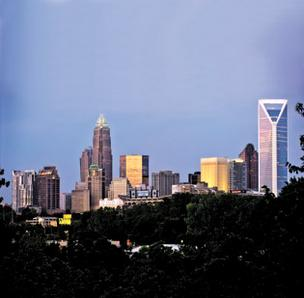 Charlotte was named among the nation's best cities based on jobs, salaries and technology metrics.