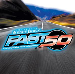 Charlotte's Fast 50 — The region's fastest-growing privately held companies