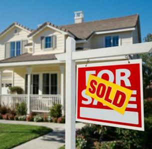 Local home sales and prices showed strong gains in July.
