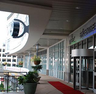 Mez Restaurant, located in uptown Charlotte's EpiCentre complex, is closing.