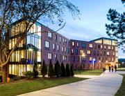 Honor award: Overlook Hall, UNC AshevilleGantt Huberman Architects teamed with Kiernan Timberlake on the design of this college dormitory, which has an emphasis on sustainability.