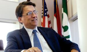 Gov. Pat McCrory has Chris Emanuel to thank for his successful campaign for governor.