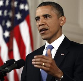 Pres. Barack Obama blocked the sale of an Oregon wind farm last September over security concerns.