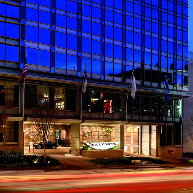 The Ritz-Carlton, Charlotte has made a spot on Travel+Leisure's list of the world's best hotels.