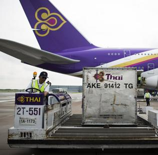 Thai Airways International, based in Bangkok, is Thailand's national flag carrier.