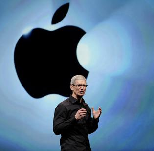 Apple CEO Tim Cook publicly apologized to Chinese citizens for the company's warranty policy.