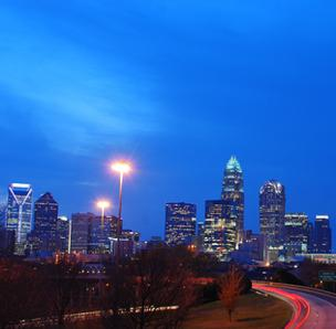 Charlotte is among the fastest-growing cities in the United States, according to the U.S. Census Bureau.