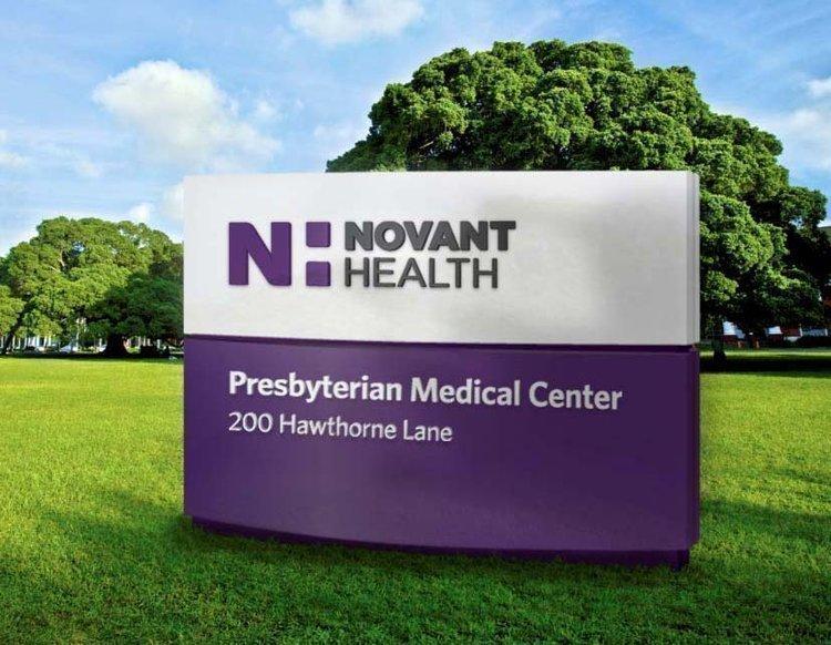 Under the rebranding, Presbyterian Hospital, Novant's flagship facility in Charlotte, will be known as Novant Health Presbyterian Medical Center.