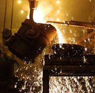 Nucor's steel-making plants are big consumers of natural gas.