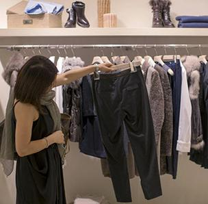 Consumers may hold back on retail spending during the first quarter because of the expiration of the payroll tax cut.