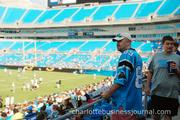 Fans watched as the team practiced for next week's pre-season opener.