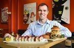 Burgers, sushi and social media at The Cowfish