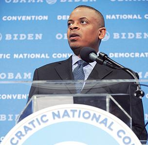 Anthony Foxx, Mayor, City of Charlotte