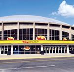 Bojangles' Coliseum makeover key to youth-sports plan