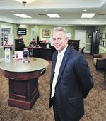 BNC Bancorp's Rick Callicutt touts benefits of buying First Trust Bank