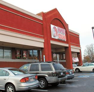Family Dollar Stores Inc. is based in Matthews.