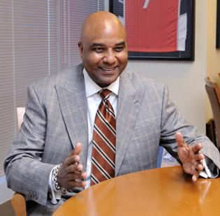 Charlotte Bobcats President Fred Whitfield might be in line for a position with the NBA Players Association.
