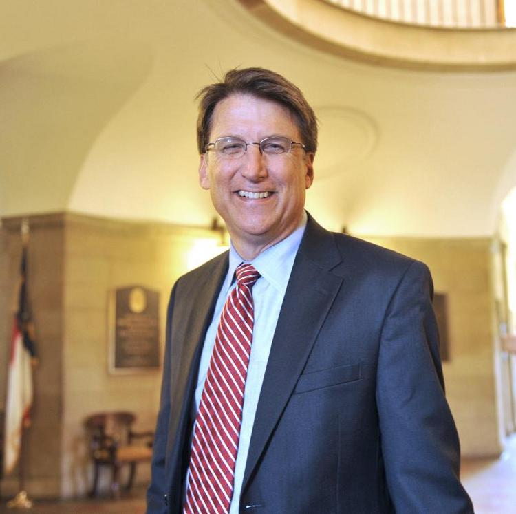 Gov. Pat McCrory revealed his budget plans for North Carolina on Wednesday.