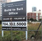 Grubb Properties project to start with apartments