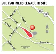JLB Partners is developing 366 apartment units at the Lofts at Elizabeth.