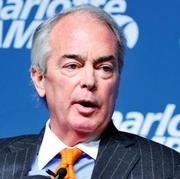 Duke Energy Corp. Chief Executive Jim Rogers played a particularly high-profile role in promoting Charlotte to the Democratic National Committee.