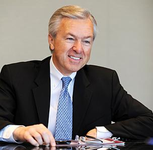 John Stumpf, chief executive of Wells Fargo & Co.