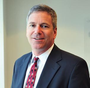 Lawrence Shaw, managing partner, Colliers International