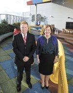 For Levine Children's Hospital, a milestone