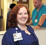 Excellence in Health Care: Nurse of the Year: <strong>Lisa</strong> <strong>Kelley</strong>