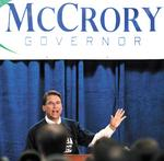 How Pat McCrory is planning to run things in Raleigh