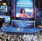 Obama campaign announces First Lady Michelle Obama visit to Charlotte via Twitter