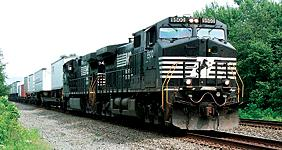 Norfolk Southern (NYSE: NSC) has opened its new intermodal facility in McCalla.