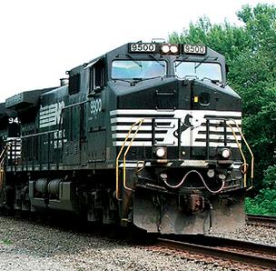Norfolk Southern Corp. train