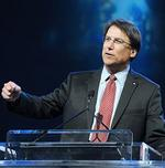 N.C. Gov.-elect McCrory appoints four to state government posts