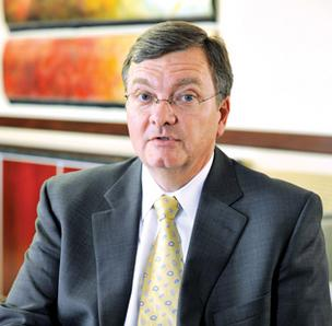 Randy Kelley, president and chief executive, CaroMont Health