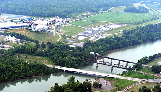 "The waste-to-energy plant is the intended anchor of the ReVenture ""eco-industrial"" park proposed for a Superfund site across the Catawba River from Mount Holly and north of the U.S. Whitewater Center."
