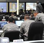 From CMPD to NORAD, security took center stage