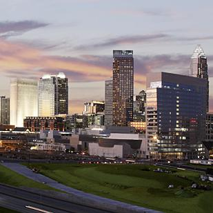 About 44,650 of the 831,600 civilian workers in the Charlotte area are self-employed.