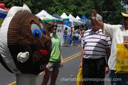 Food Lion SpeedStreet was held May 24-26 in uptown Charlotte, the same weekend as the Coca-Cola 600 at Charlotte Motor Speedway.